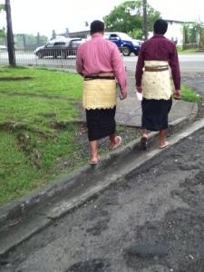 Samoans?