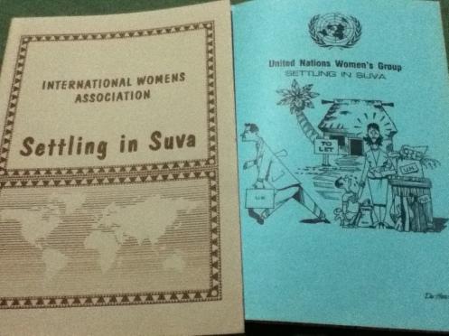 Settling for Suva